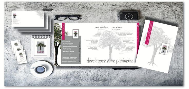 La communication de votre entreprise est la clef de son développement. Site web, logo, charte graphique, plaquette... : où en êtes-vous côté publicité ?