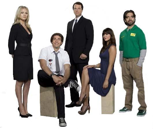Chuck TV Show Cast