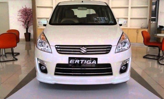 Inilah Harga Resmi New Suzuki Ertiga di GIIAS 2015 | BINTOM