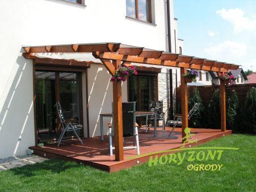 Ogrody Horyzont Katowice projektowanie zakładanie ogrodów, trawniki, tarasy, zadaszenia tarasowe, zadaszenia szklane