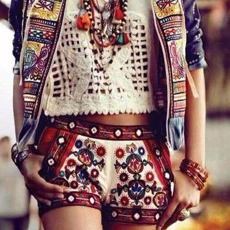 jacket boho bohemian aztec hippie shirt indie festival shorts jewels summer outfits aztec jacket tribal pattern colors, jacket bohemian