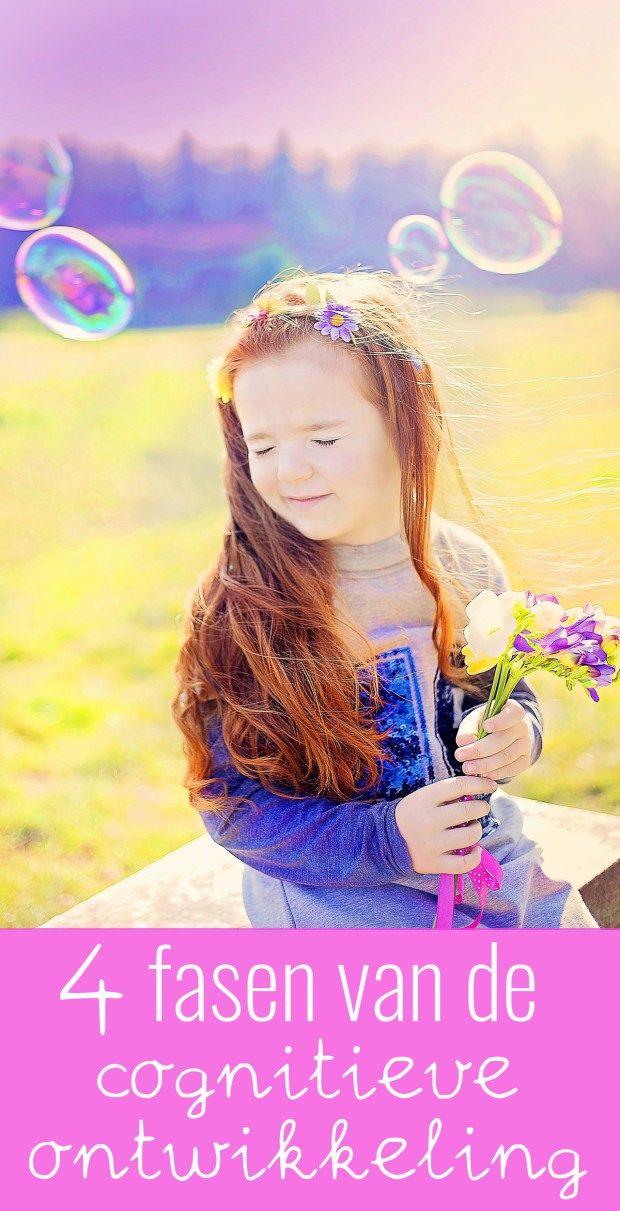 Als leerkracht en ouder is het belangrijk om je bewust te zijn van de cognitieve ontwikkeling van kinderen. De vier fasen hebben elk hun eigen kenmerken.
