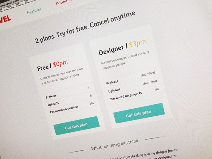 60 Flat Web UI Design Inspiration   Graphic & Web Design Inspiration + Resources