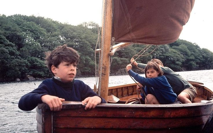 Spending hours staring at screens is a more dangerous pastime than the perilous activities carried out by the children in Swallows and Amazons, academics have said.