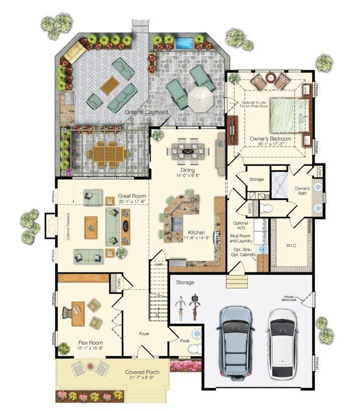 Family House Plans