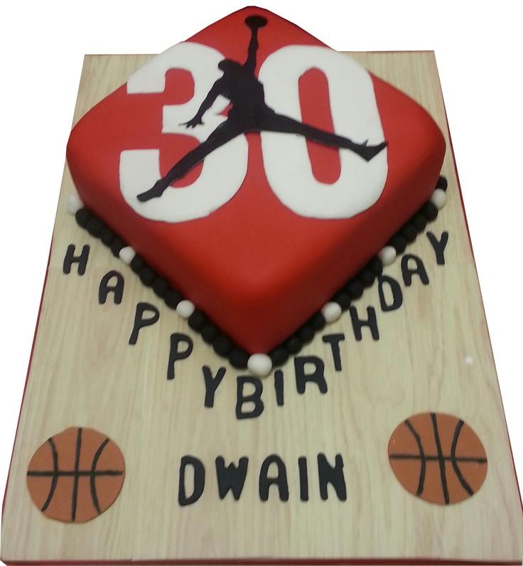 133 best Michael Jordan Cake images on Pinterest Michael jordan
