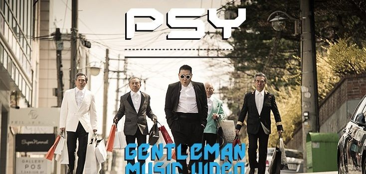 Psy's Gentleman M/V Latest song video