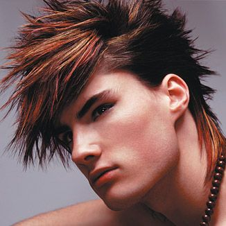 Hair Colouring For Men As The New Hairstyles - http://trendinghaircolor.info/82/hair-colouring-for-men-as-the-new-hairstyles/