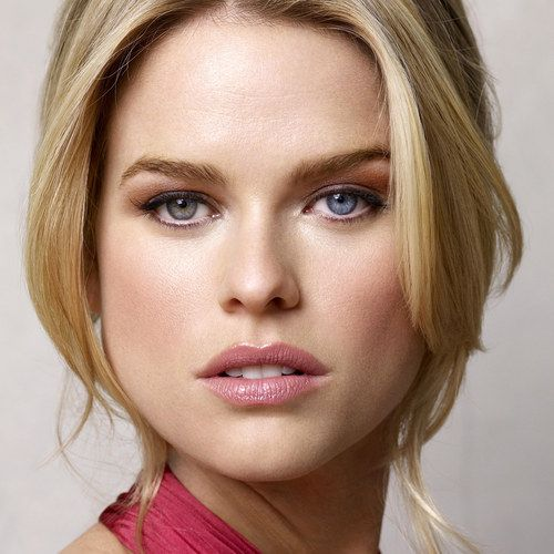 Alice Eve Defuses Star Trek Into Darkness Khan Rumors -- The actress was interviewed at this years BAFTAs and revealed that Benedict Cumberbatch will not be playing the iconic villain. -- http://wtch.it/hQv1M