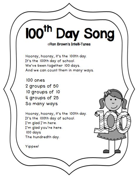 159 best images about teaching 100th day of school on for 100th day of school crown template