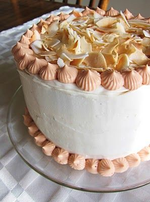 Recipe Coconut Orange Carrot Cake by Fragrant Vanilla Cake