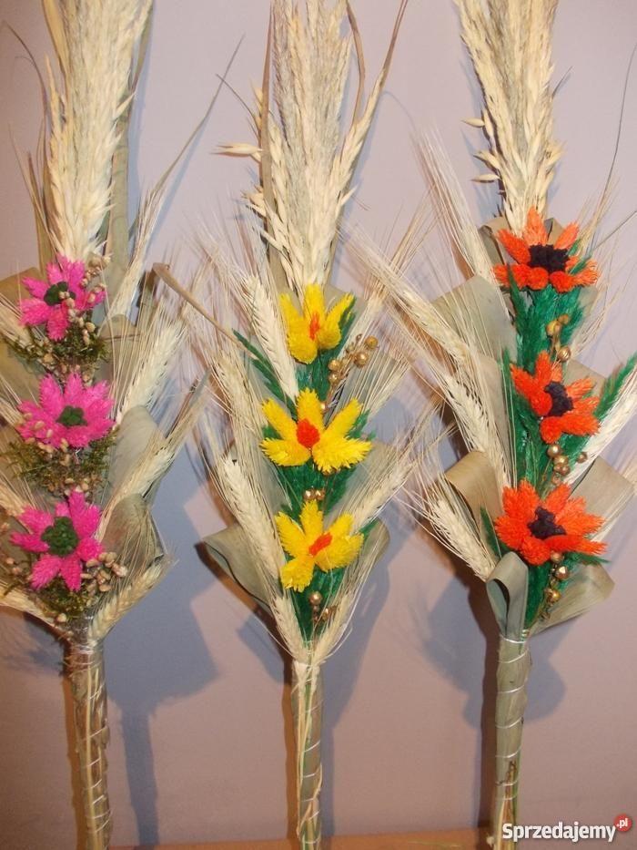 Palmy Wielkanocne Rękodzieło lubelskie Lubartów sprzedam