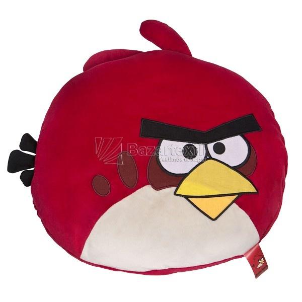 COJÍN CARA ANGRY BIRDS