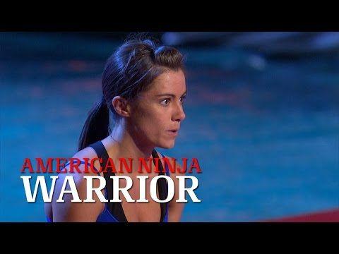 ▶ Kacy Catanzaro at the 2014 National Finals | American Ninja Warrior - YouTube