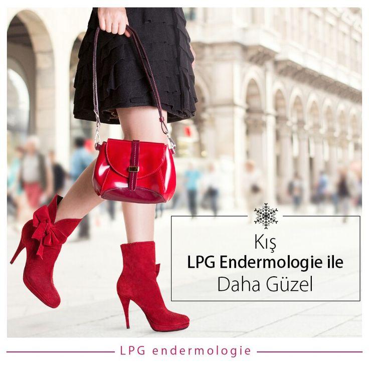Kış geldi. Bacaklarınızı kışında rahatlıkla gösterebilmek için Lpg Endermologie ile tanışın. Birinci seans sonrası bacaklar anında rahatlama ve konfor ile hafiflemiş hissedilir. Bu bakım sonrası bacaklar fazla ödemden arınmış olur ve eski kıvrımlarına geri kavuşur.