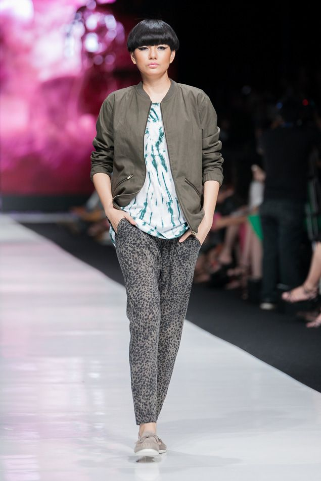 Jakarta Fashion Week 2014 – Afgan – The Actual Style