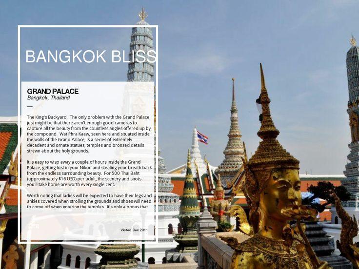 my photo // writeup of Grand Palace, Bangkok, Thailand @ http://triptea.se/hfobd