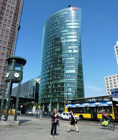 Berlino Postadamer Platz