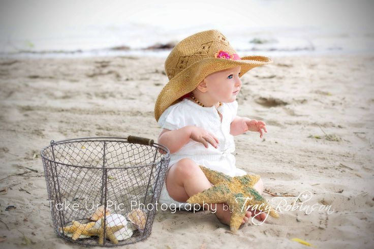 Cowgirl on the beach!
