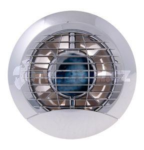 Kruhový ventilátor HAYLO pro Vaši koupelnu či WC