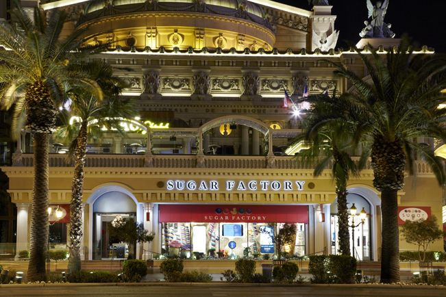 Sugar Factory At Paris Casino, Las Vegas, NV
