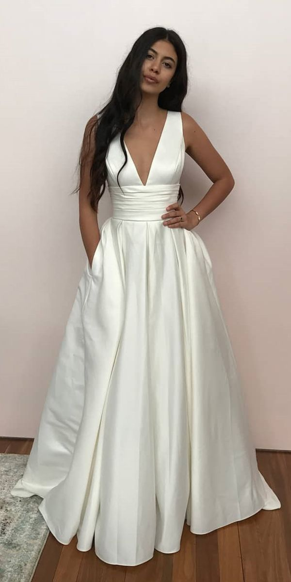 24 Stunning Cheap Wedding Dresses Under 1000 My Style