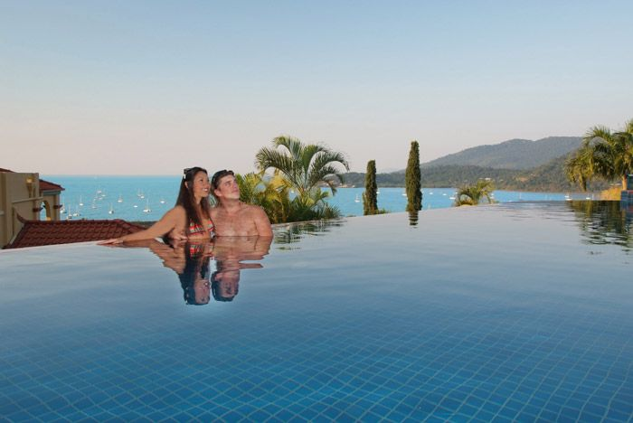 The best Holiday Accommodation in Airlie Beach, makes them finest Resorts.
