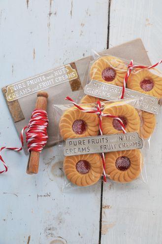 bake sale packaging
