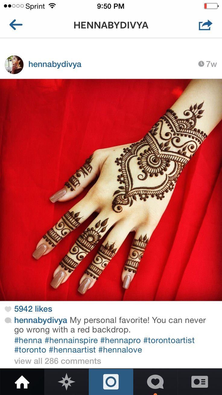 50 intricate henna tattoo designs art and design 50 - Henna Indian Mehndi Designshenna Art