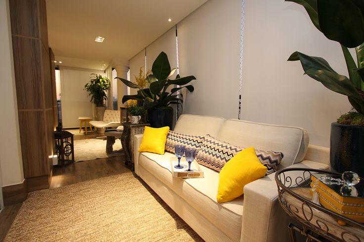 varanda, apartamento, inspiração, decoração, design, arquiteta. Projeto de Arquiteta Cristiane Vassoler