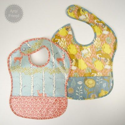 Sweet Baby Bibs with HeatnBond Vinyl