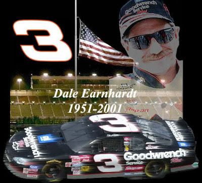 Dale Earnhardt Autopsy | ... 500: 10th Anniversary of Dale Earnhardt's death: Remembering #3