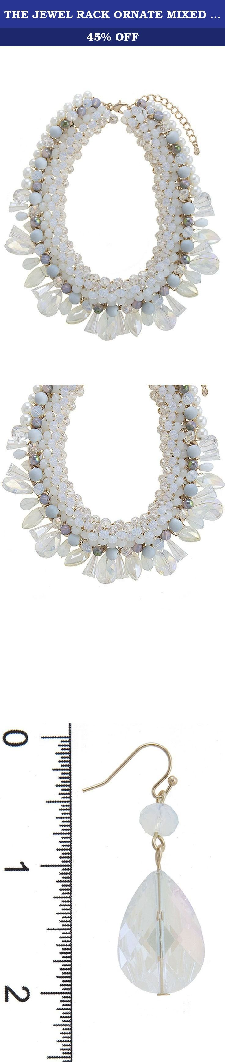 THE JEWEL RACK ORNATE MIXED BEADED BIB NECKLACE SET. FASHION DESTINATION PRESENTS THE JEWEL RACK ORNATE MIXED BEADED BIB NECKLACE SET. Buy brand-name Fashion Jewelry for everyday discount prices with Fashion Destination! Everyday LOW shipping *. Read product reviews on Fashion Necklaces, Fashion Bracelets, Fashion Earrings & more. Shop the Fashion Destination store for a wide selection of rings, bracelets, necklaces, earrings and diamond jewelry. Whether you are searching for men's…