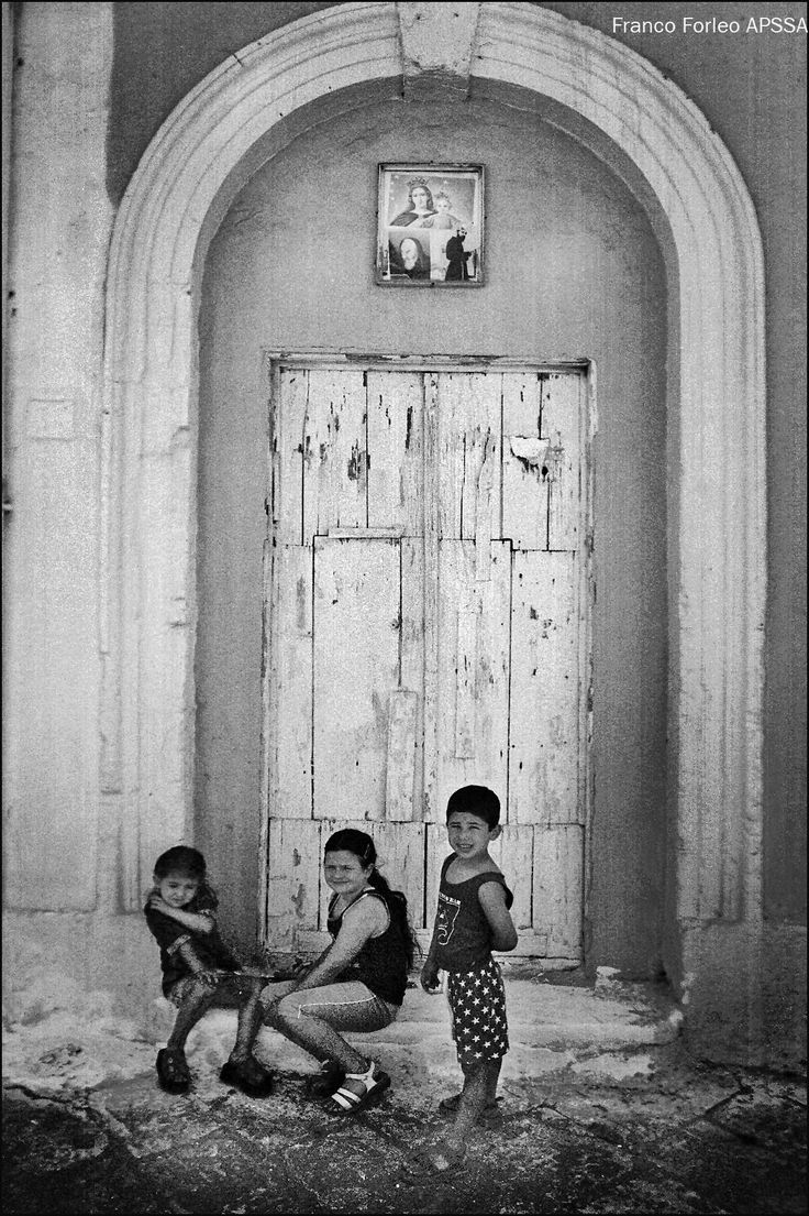 Children in Brindisi