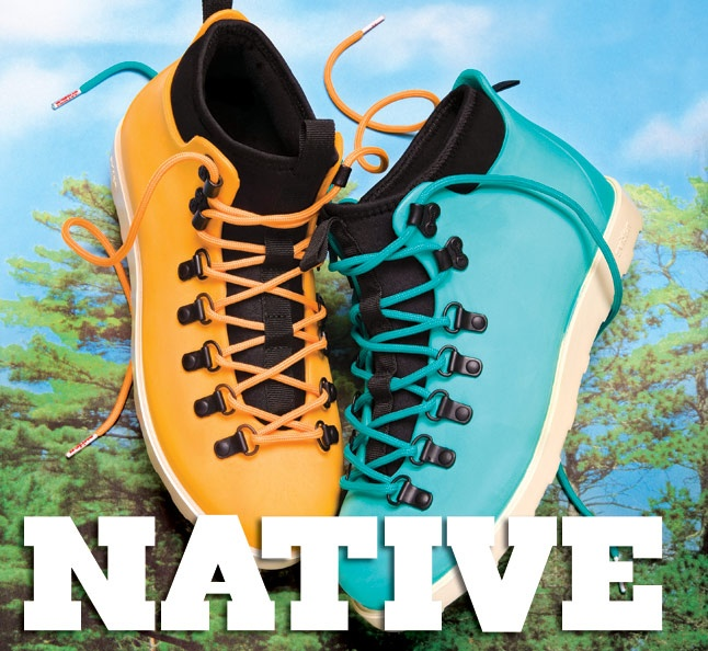 We interviewed the founder of Native footwear!: Native Footwear, Men S Fashion, Friendly Sneakers, Native Shoes, Mons Vetêments