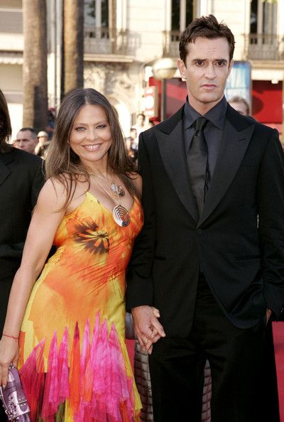"""Ornella Muti and Rupert Everett Photos Photos - Cannes/France. 57th Cannes Film Festival. Red Carpet arrivals for the film """"Comme une image"""" directed by Agnes Jaoui.Pic shows: Ornella Muti"""