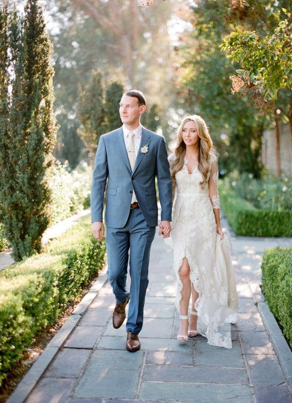 Lily and Jonathan – Greystone Mansion Wedding - Jose Villa Fine art Photography