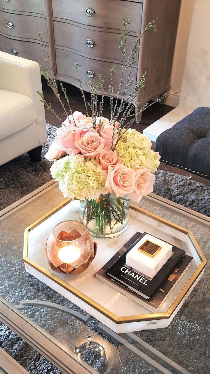 Romantic Valentine S Day Home Decor Ideas Spring Home Decor Decorating Coffee Tables Elegant Home Decor