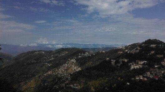 Shimla,himachal pradesh,india