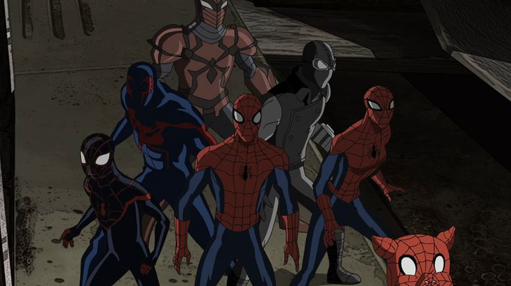 MARVEL ANIMATION Panel Teases New Titles, Foes, Fan Favorites and MCU Connections