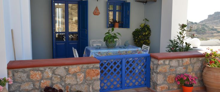 Enjoy your hotel accomodation at one of our luxury apartments - Arkasa  Hotel Karpathos Rooms