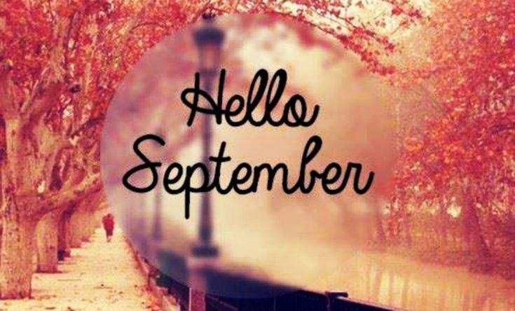 Цитаты и картинки про осень | Привет сентябрь, Осень, Сентябрь