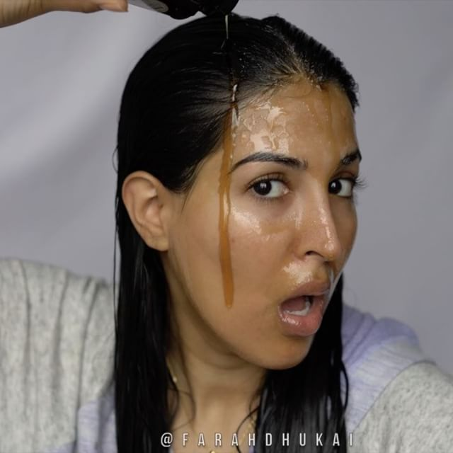 how to get rid of frizzy hair diy