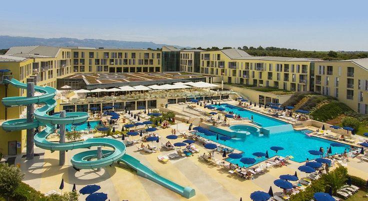 Family Hotel Diadora, Punta Skala, Croatia