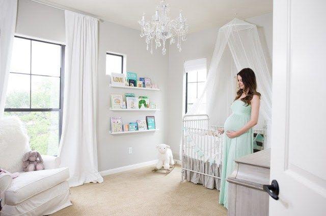 Harper's Nursery Reveal! - Veronika's Blushing