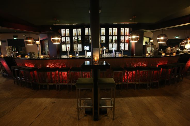 Villa Westend - bar
