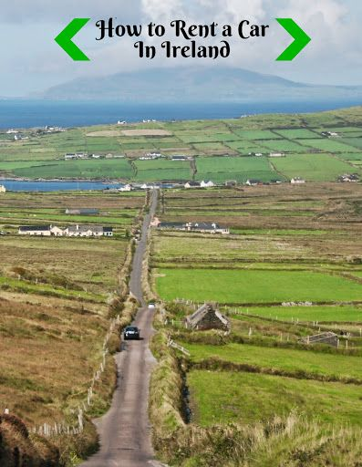 Want to know how to rent a car in Ireland? There's no finer way to explore the country.