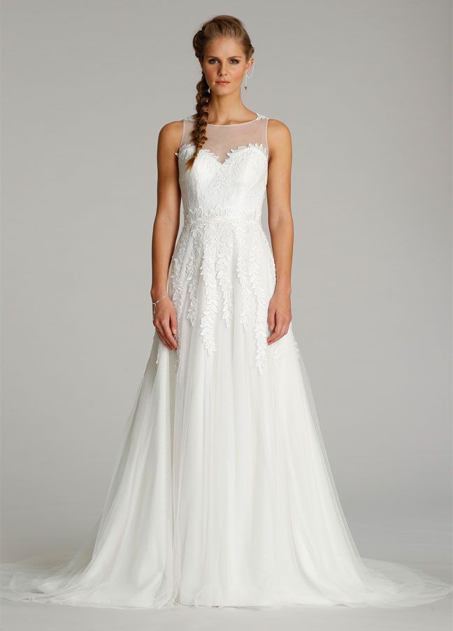Bridal Gowns, Wedding Dresses by Ti Adora - Style 7605