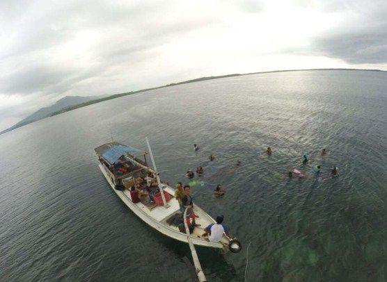 wisata laut Karimunjawa
