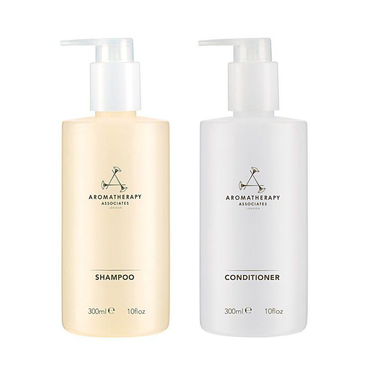 1 Set 2 Pcs Aromatherapy Associates Haircare Balancing Shampoo